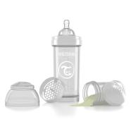 Twistshake Twistshake Anti-Colic lutipudel 260ml, Valge