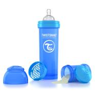 Twistshake Twistshake Anti-Colic lutipudel 330ml, Sinine