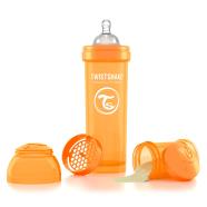 Twistshake Twistshake Anti-Colic lutipudel 330ml, Oranž