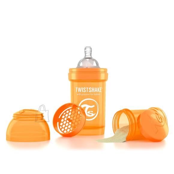 Twistshake Twistshake Anti-Colic lutipudel 180ml, Oranž