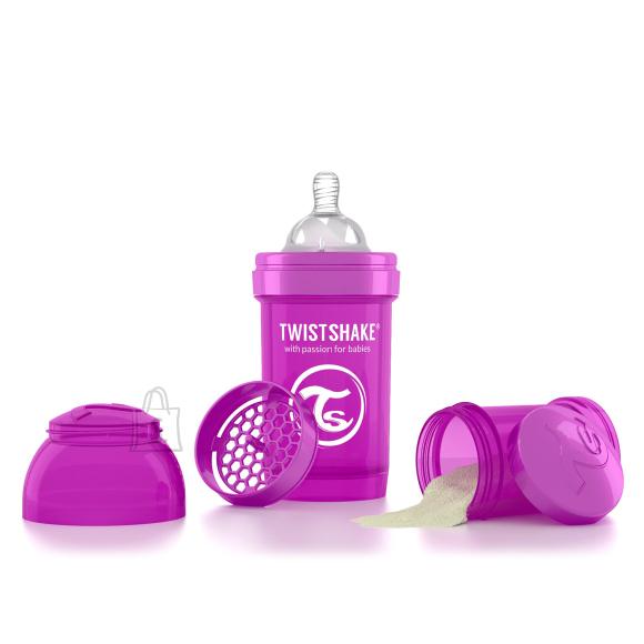 Twistshake Twistshake Anti-Colic lutipudel 180ml, Lilla