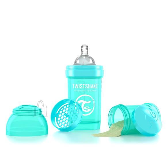 Twistshake Twistshake Anti-Colic lutipudel 180ml, Türkiissinine