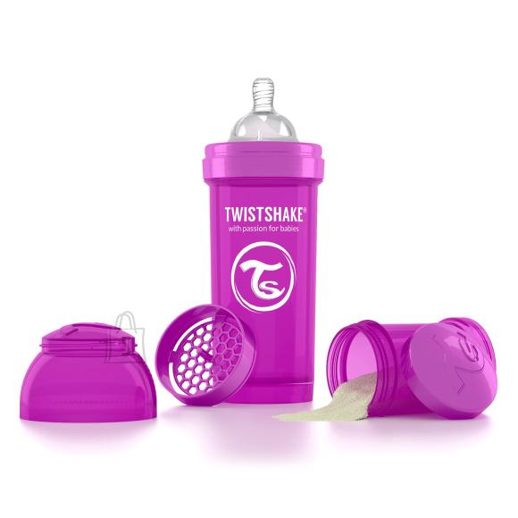 Twistshake Twistshake Anti-Colic lutipudel 260ml, Lilla
