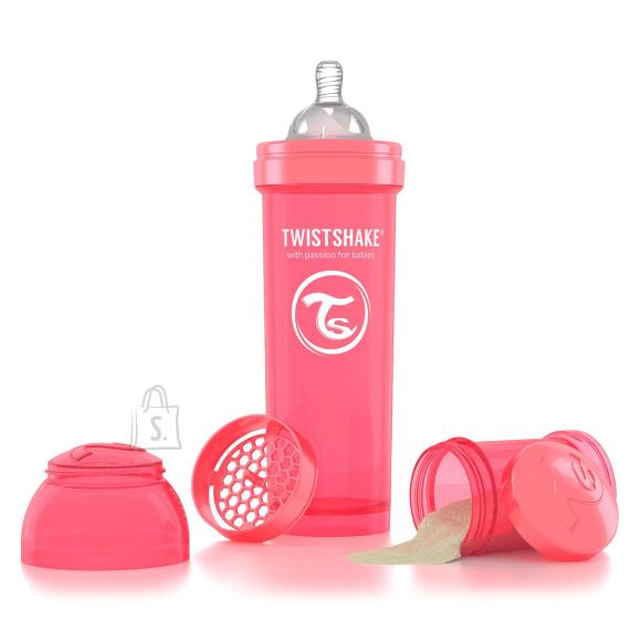 Twistshake Twistshake Anti-Colic lutipudel 330ml, Virsik