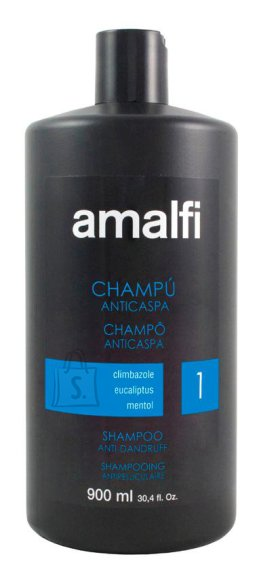 Kõõmavastane professionaalne šampoon 900 ml Amalfi