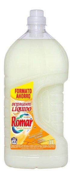 Pesuvedelik majapidamisseebiga 3000 ml Romar
