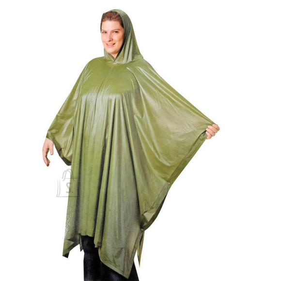 King Camp vihmakeep Poncho