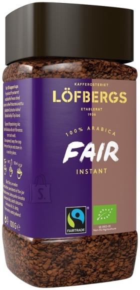 Löfbergs Lila lahustuv kohv Fair 100 g
