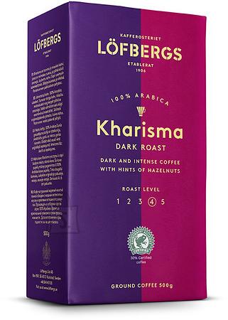 Löfbergs Lila Kharisma tume röst 500 g