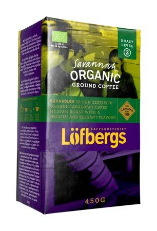 Löfbergs Lila jahvatatud kohv ECO 450 g