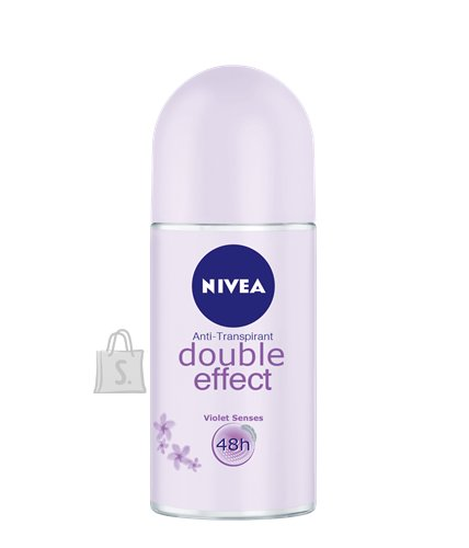 Nivea Roll Double Effect naistele  50 ml 83763