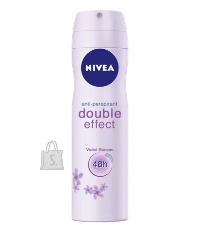 Nivea Spray Double Effect naistele 150 ml 83764