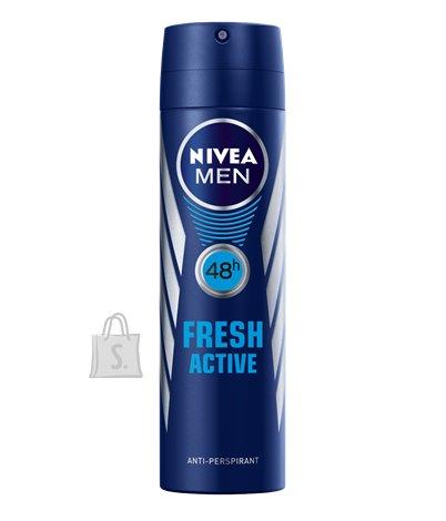 Nivea Spray Fresh meestele 150 ml 82877