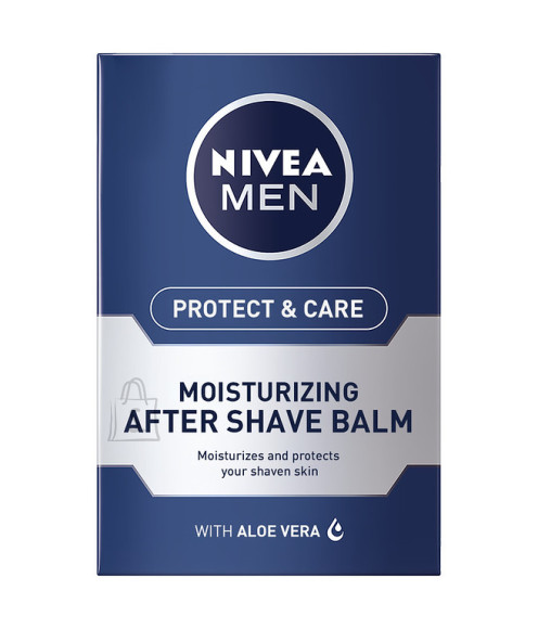 Nivea palsam Protect & Care pärast habemeajamist  100 ml 81300