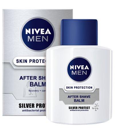 Nivea palsam Silver Protect pärast habemeajamist 100 ml 88866