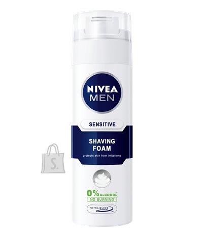 Nivea habemeajamisvaht Sensitive 200ml 81720