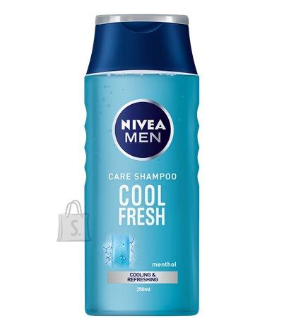 Nivea šampoon meestele Cool Kick  250 ml 81408