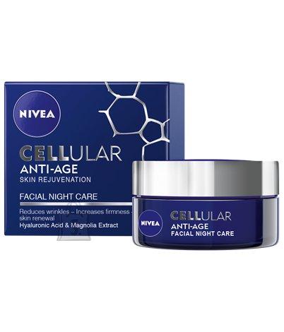 Nivea öökreem Cellular Anti Age 50 ml 82386