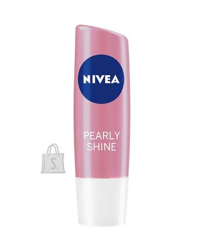 Nivea hügieeniline huulepulk Pearly Shine 4,8 g 85098