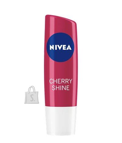 Nivea hügieeniline huulepulk Fruity Shine Cherry 4,8g 85077