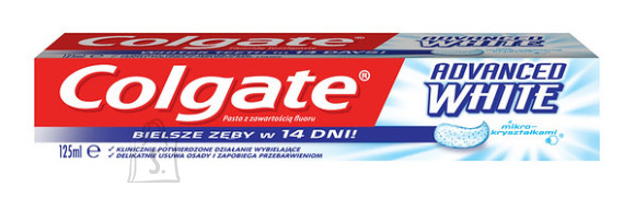 Colgate hambapasta Advanced White 125 ml