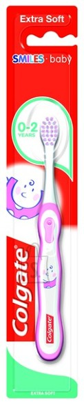 Colgate hambahari Smiles Baby 0-2 a