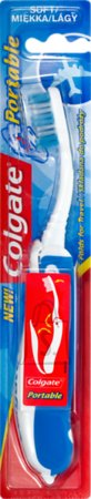 Colgate hambahari Travel Soft