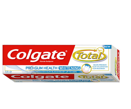 Colgate hambapasta Total Pro Gum Health Whitening 75 ml