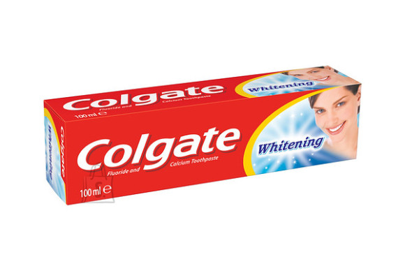 Colgate hambapasta Cavity Protection Whitening 100 ml