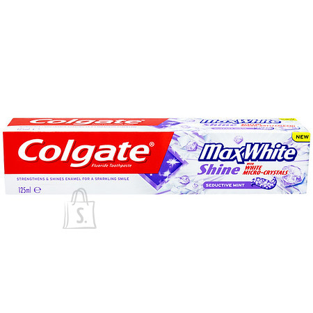 Colgate hambapasta Max White Shine 125 ml