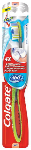 Colgate hambahari 360 Interdental Soft