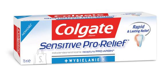 Colgate hambapasta Pro Relief Whitening 75 ml