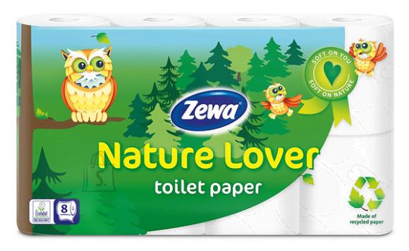 Zewa tualettpaber Nature Lover 8 rulli, 3-kihiline