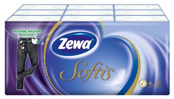 Zewa taskurätikud Softis Pocket 9*5, 4-kihiline