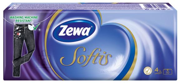Zewa taskurätikud Softis 10x10