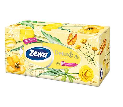 Zewa salvrätikute karp Deluxe Design 90 tk, 3-kihiline