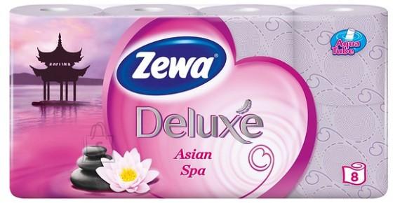 Zewa tualettpaber Deluxe 8 rulli- Lavender Dreams, 3-kihti