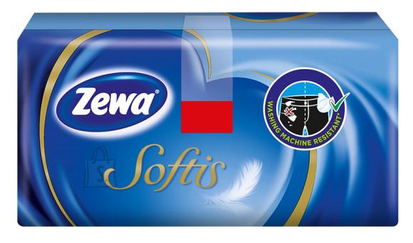 Zewa taskurätikud Softis üksikult, 4-kihiline