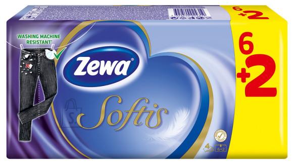 Zewa Zewa taskurätikud softis 6+2, 4-kihiline