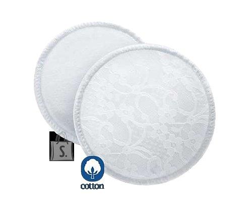 Philips Avent rinnapadjad, pestavad, 6tk + pesukott SCF155/06