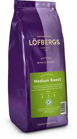 Löfbergs Lila kohvioad Medium 1 kg
