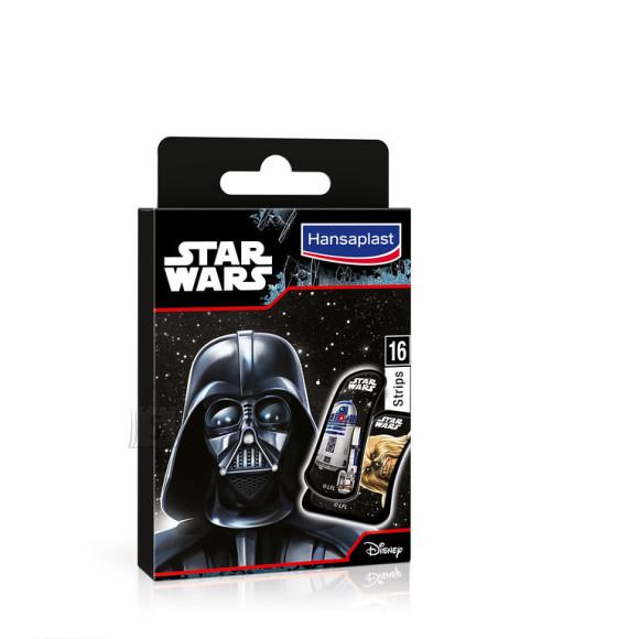 Nivea Hansaplast plaaster laste Star Wars 16tk 48640