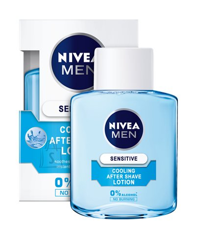 Nivea Men AS vedelik Sensitive Cooling 100ml 88540