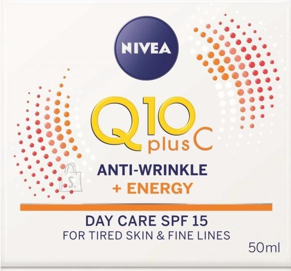 Nivea Q10 Päevakreem Energy C-vitamiiniga 50ml 82322