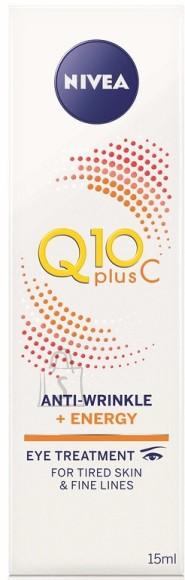 Nivea Q10 Silmaümbruskreem Energy C-vitamiiniga 15ml 84234