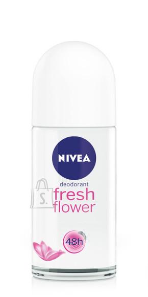 Nivea Deo roll-on Fresh Flower naistele 50ml 80062