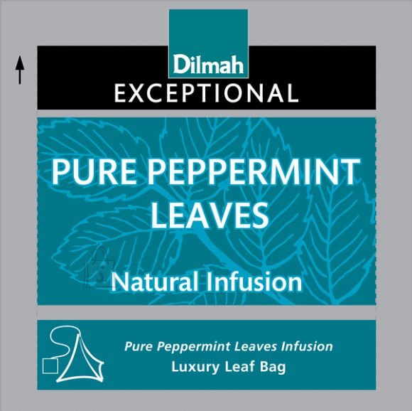 Dilmah 30/2g/4 Exc. Peppermint teekotid