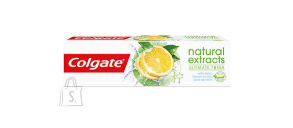 Colgate hambapasta Natural Extracts Ultimate Fresh lemon 75 ml
