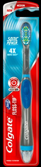 Colgate hambahari Floss Tip Sonic Power 360 Medium