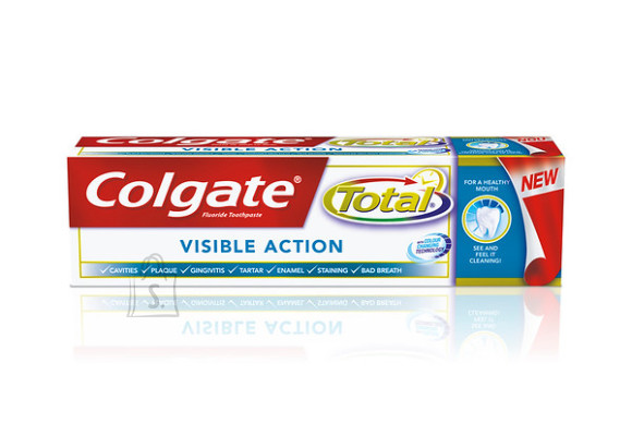 Colgate hambapasta Total Proof /Visible Action 75 ml